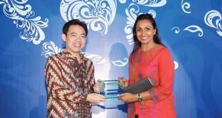 Prodia the CRO, 2014 Frost and Sullivan Indonesia Contract Research Organization of The Year