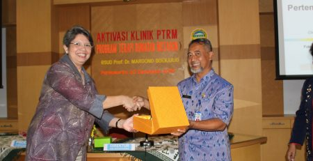 SMO - PT. Prodia DiaCRO Laboratories Signed the MoU with RSUD Prof. Dr. Margono Soekarjo and Jend. Soedirman University