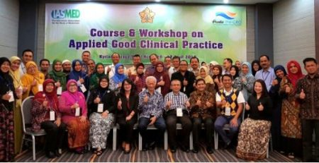 Prodia The CRO: Course and Workshop on Good Clinical Practice (GCP) in Medical Faculty of Syiah Kuala University