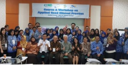 Prodia The CRO: Course and Workshop on Good Clinical Practice (GCP) of HISFARSI in Eastern Java
