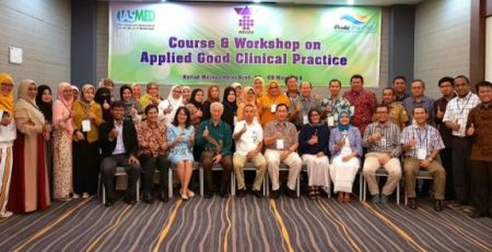 Prodia The CRO: Course and Workshop on Good Clinical Practice (GCP) of RSUD Dr. Zainoel Abidin