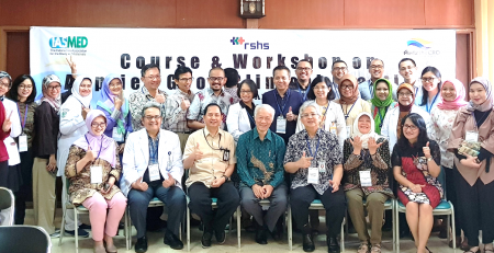 Prodia The CRO: Course and Workshop on Good Clinical Practice (GCP) in RSUP Dr. Hasan Sadikin